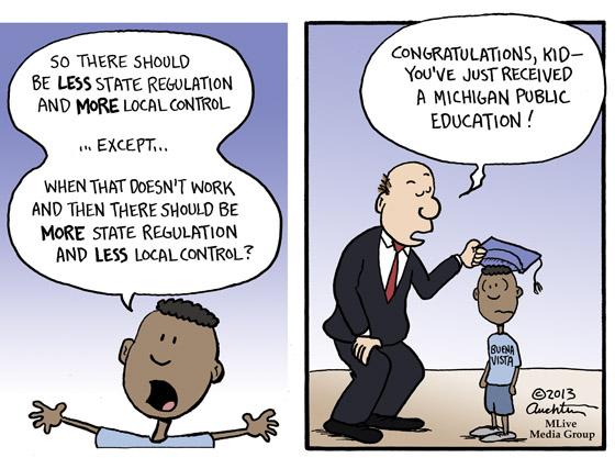 A Michigan Public Education