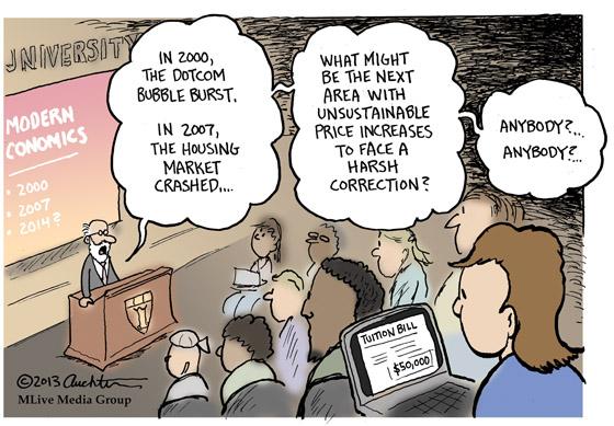 The Next Bubble to Burst?...
