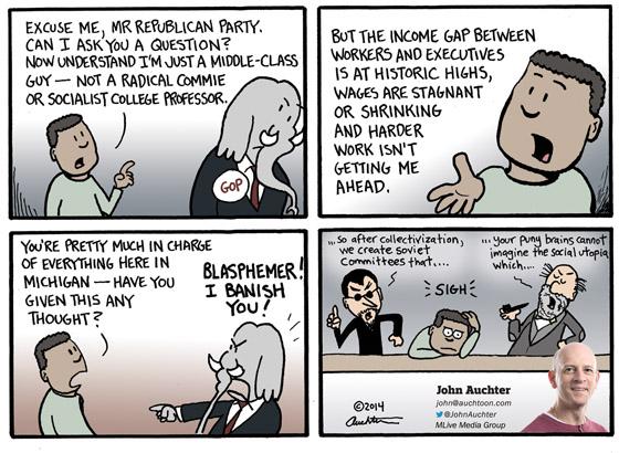Excuse Me, Mr Republican Party...