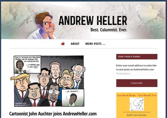 AndrewHeller.com