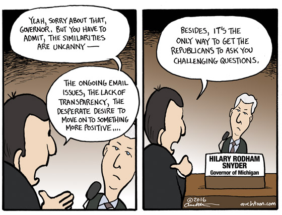 Snyder Testifies Before Congress