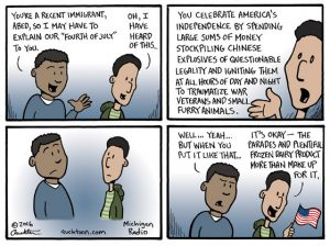 Fourth of July — Explained