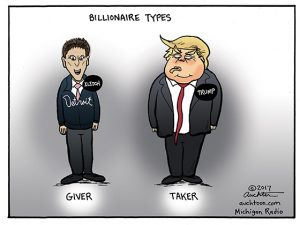 Billionaire Types