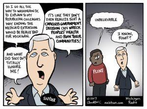 Mr Snyder Goes to Washington