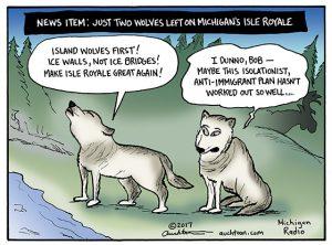Make Isle Royale Great Again