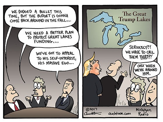 Great Lakes Funding Plan