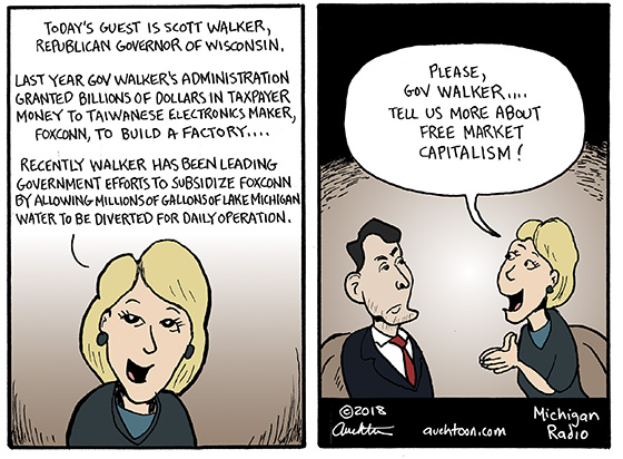 Scott Walker Teaches Us About...