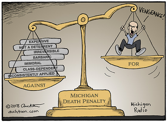 The Michigan Death Penalty Scale
