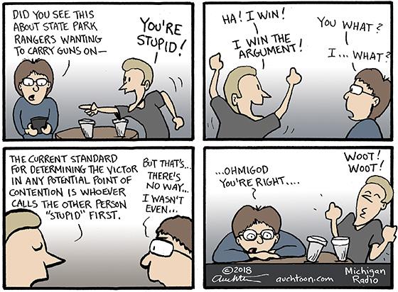 Winning a Modern Argument