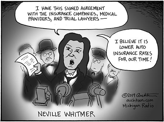Neville Whitmer