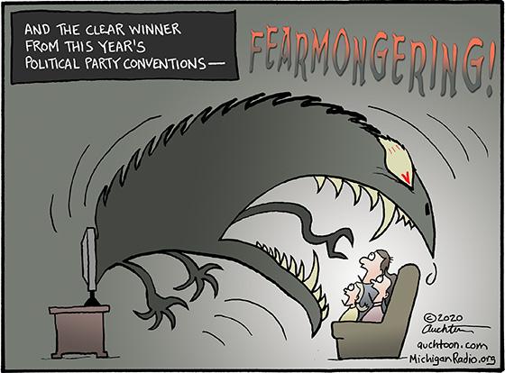 Fearmongering!