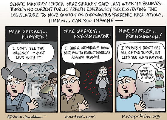Mike Shirkey: Other Jobs